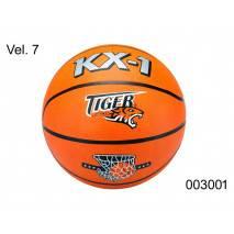 Míč Basketbalový Tiger KX-1 vel.7