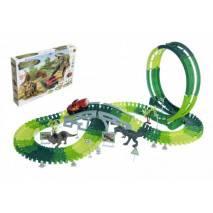 Dinosauří autodráha Dinosaur Track 172dílů