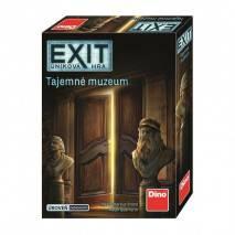 Dino EXIT úniková hra - Tajemné muzeum