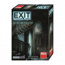 Dino EXIT úniková hra - Strašidelná vila