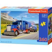 Puzzle 260 dílků - Kamion Kenworth W900 27316
