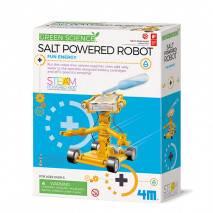 4M GreenScience Robot na solný pohon
