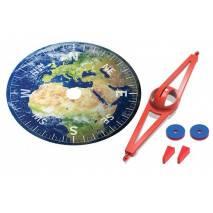 4M Obří magnetický kompas