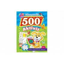 Pracovní sešit 500 zábavných aktivit - Pejsek