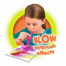BLOW pens Foukací fixy - Safari