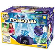 Krystalová svítící laboratoř