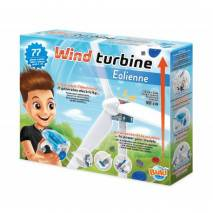 BUKI Větrná turbína