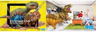 Dinosauří DNA od 4M KidzLabs