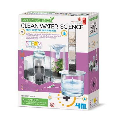 4M Věda čisté vody - Clean water science