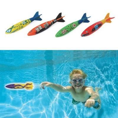 Ryby-torpéda na potápění
