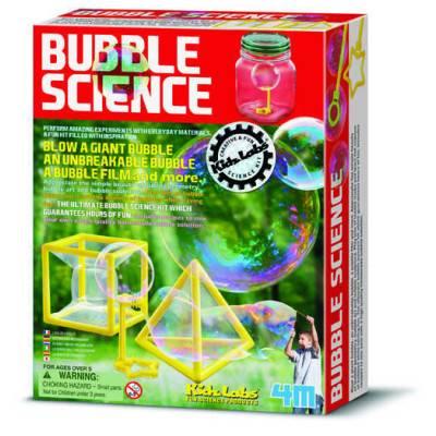 Věda bublin