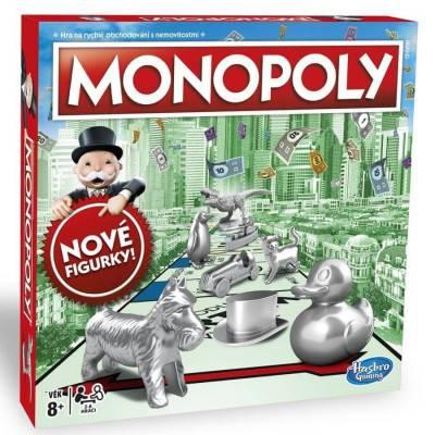 Hasbro Monopoly CZ