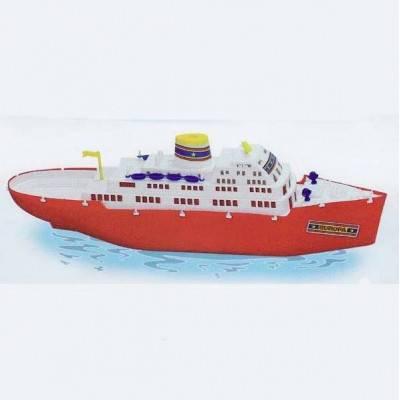 Velký parník EUROPA - loď do vody GM-524