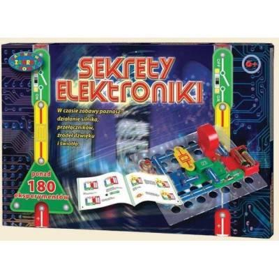 Tajemství elektroniky - 180 projektů
