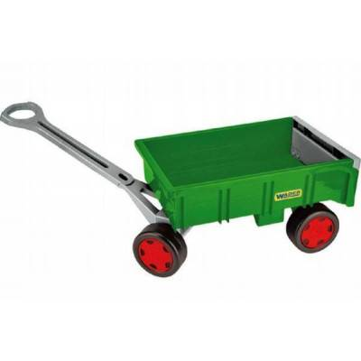 Wader Dětský vozík 95cm zelený