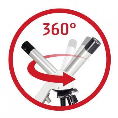 BUKI Mikroskop MR600 s 50ti experimenty