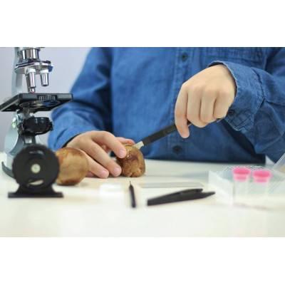 BUKI Mikroskop MS907B s 30ti experimenty