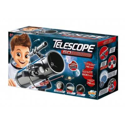 BUKI Astronomický teleskop 375x ZOOM
