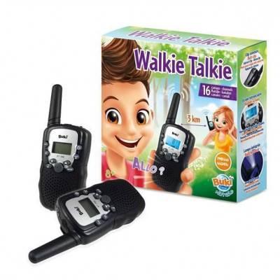 BUKI Vysílačky Walkie Talkie 3km