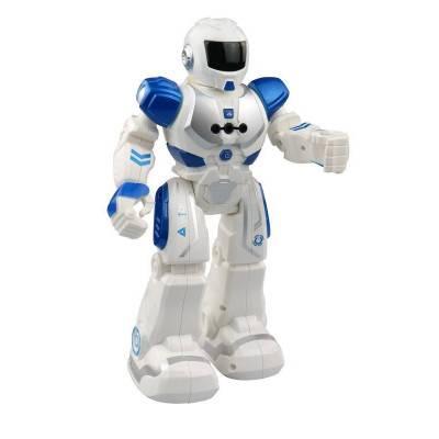 MaDe Robot Viktor na IR dálkové ovládání - modrý