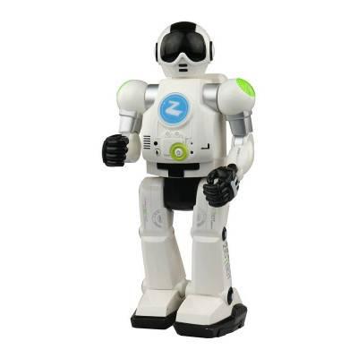 MaDe Interaktivní robot Zigy s tajnou misí