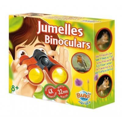 BUKI Dalekohled Jumelles 4x32 zoom