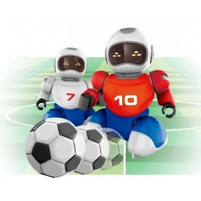 MaDe Robo Fotbal - Liga Robomistrů na IR dálkové ovládání