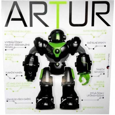 MaDe Robot Artur 2018 - mluví česky
