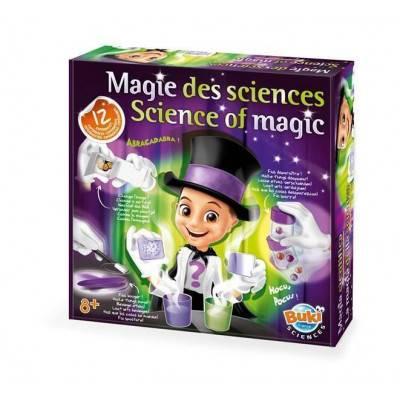 BUKI Věda magie