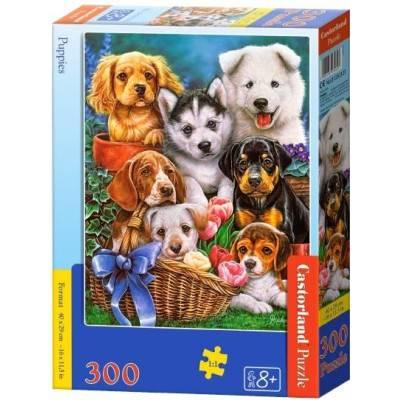 Puzzle 300 dílků - Štěňata 30323