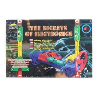 Tajemství elektroniky - Auto s elektrickým pohonem