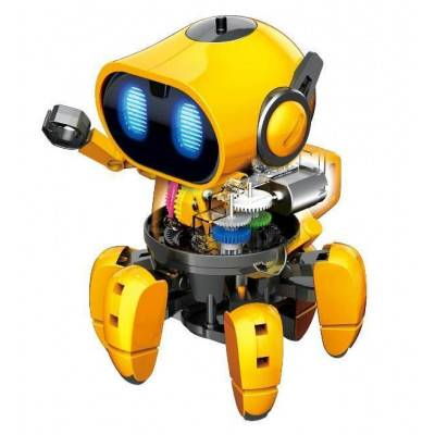 BUKI Robot TIBO - elektronická stavebnice