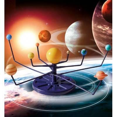 Stolní model sluneční soustavy