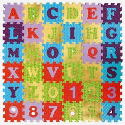 Pěnové puzzle ABECEDA 36ks 15x15cm