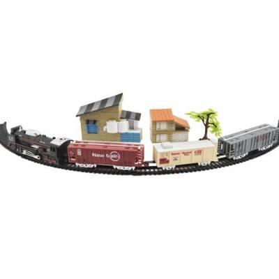 Vlaková souprava Classic Train 1+3 nákladní vagóny