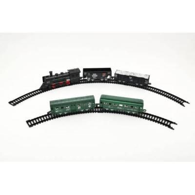 Vlaková souprava Rail King 1+4 vagóny