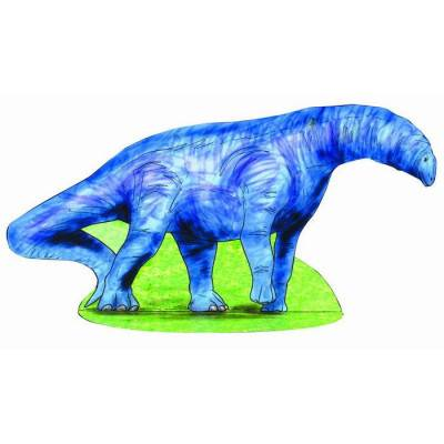 Betexa Začínáme vystřihovat - Dinosauři