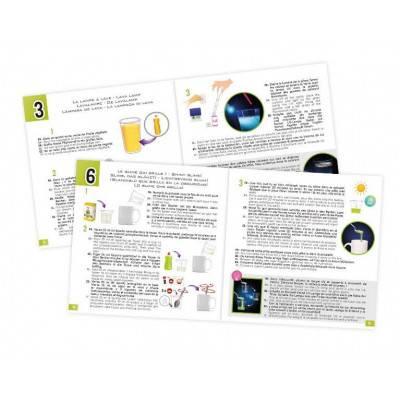 BUKI Fluo&Glow experimenty miniLab
