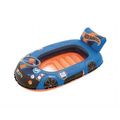 Bestway Dětský nafukovací člun HotWheels 93405