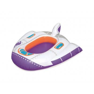 Bestway Dětský nafukovací člun 34106 fialovo-bílý