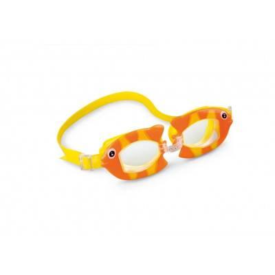 INTEX Plavecké brýle FUN 55603 rybka