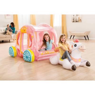 INTEX Nafukovací kočár pro princeznu 56514