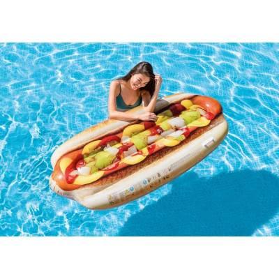 INTEX Nafukovací matrace Hotdog 58771