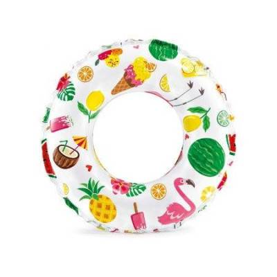 INTEX Nafukovací kruh Lively 59230 Fresh Fruits