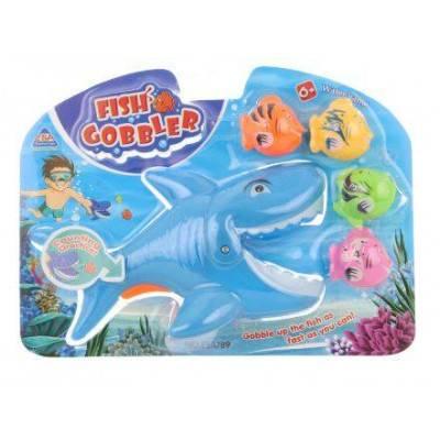 Podvodní chytač rybiček Žralok