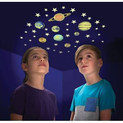 GlowStars Glow Hvězdy a planety