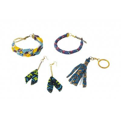 BUKI BeTeens Šperky z textilu
