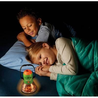 Outdoor Adventure - Kempingová lampa s projektorem