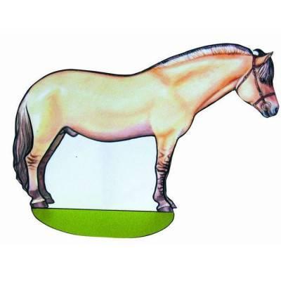 Betexa Začínáme vystřihovat - Koně a koníčci