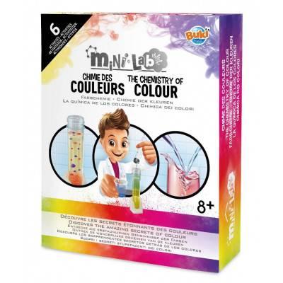 BUKI Chemie barev miniLab